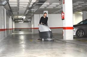 limpieza de garajes elche